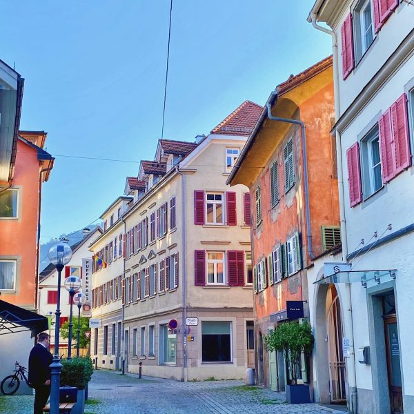 """""""Bregenz, - also known as The City by the Lake, is the capital ..."""