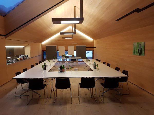 EXKLUSIV TAGEN IN DER SCHTÛBAT #bregenzerwald #vorarlberg #greenhotel #wirsindklimaneutral #eventlocation #seminar #tagung #seminarhotel ...
