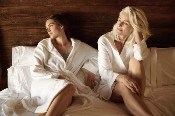 The Story of Generations Together with @hanro.official, the premium brand for lingerie, sleepwear ...