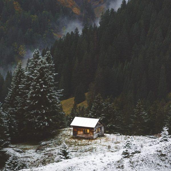 #schnee Der erste Schneefall in Damüls Faschina. . . 📸 @phlixs #damuelsfaschina #gestaltedeinvorarlberg ...