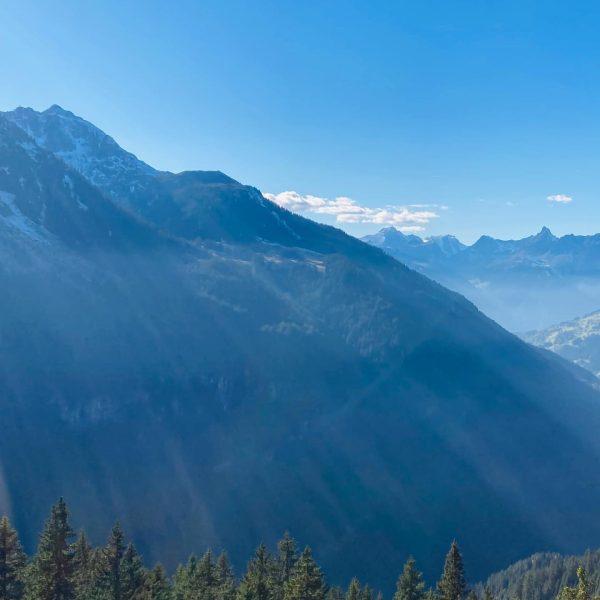 Von #montafon #dalaas ins #silbertal und über den #sonnekopf zurück ins #klostertal