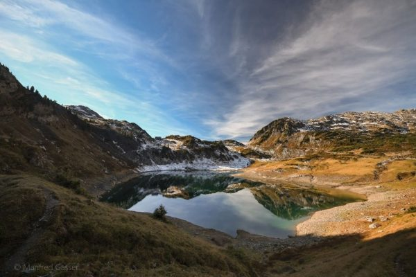 #formarinsee #rotewand #schönsterplatzösterreichs #vorarlberg #visitvorarlberg #visitaustria #machurlaubinvorarlberg #mountains #hiking #lech #wandern #freiburgerhütte #alps ...