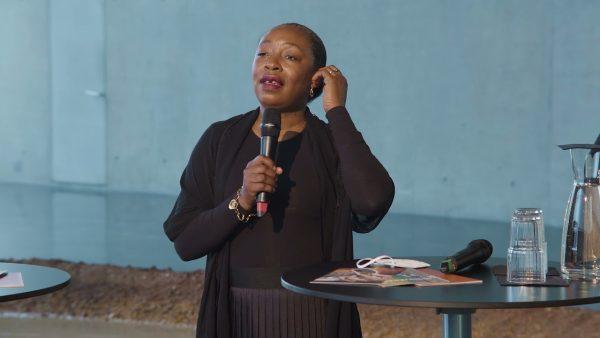Pressekonferenz: KUB 2021.04 Otobong Nkanga