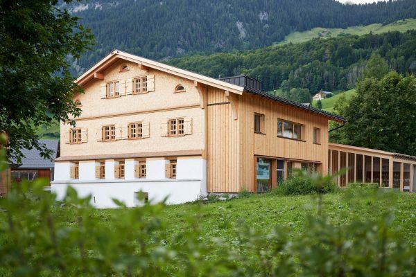 Das Barockbaumeister Museum in Au im Bregenzerwald macht die Geschichte der Baumeister und ...